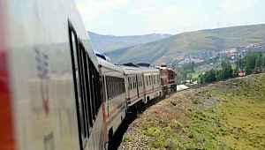 İran'dan gelen tren seferleri durduruldu