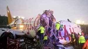 İstanbul Valisi Yerlikaya, uçak kazası ile ilgili son durumu paylaştı