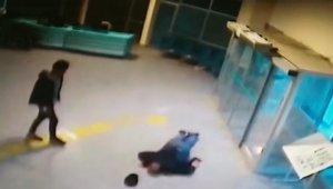 Kan donduran cinayet... Silahla amcasının başına ateş etti