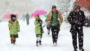 Kar tatili haberleri peş peşe geldi! 31 il de 10 Şubat 2020 Pazartesi günü (yarın) okullar tatil edildi! Yarın hangi iller de okullar tatil oldu? Kar tatili olan iller ve ilçeler!
