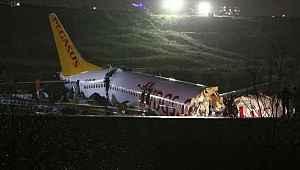 Kaza yapan uçağın kaptan pilotu adliyeye sevk edildi