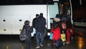 Kırıkkale'deki mültecilerin Avrupa hareketliliği başladı
