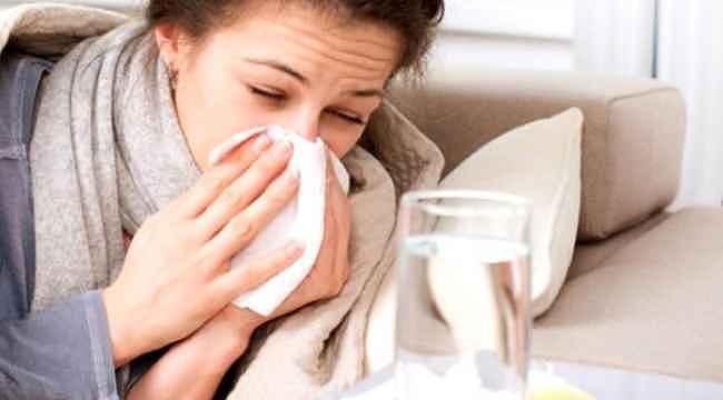 Kışın solunum yoluyla bulaşan hastalık riski artıyor