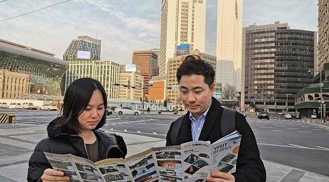 Koreli turizmciler Bursa'yı mercek altına aldı - Bursa Haberleri