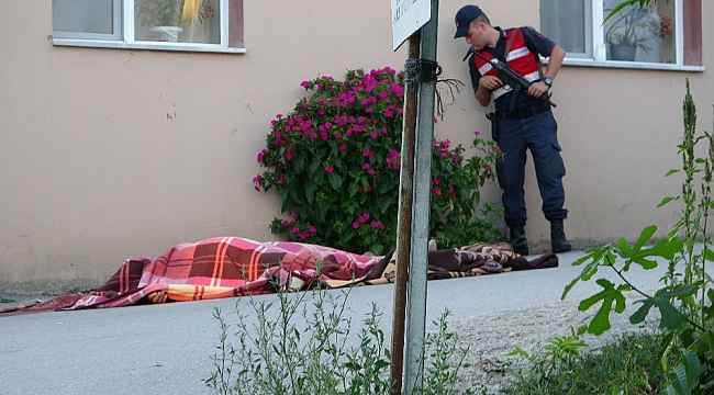 Köy meydanında dehşet saçan zanlıya müebbet talebi - Bursa Haberleri