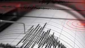Manisa'da 5.2 büyüklüğünde deprem! Deprem Bursa, Balıkesir ve İzmir'de hissedildi!