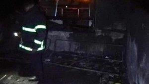 Mardin'de yangın: 3'ü çocuk 4 ölü