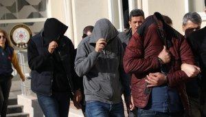 Mersin'deki tefeci operasyonunda 10 tutuklama