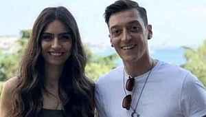 Mesut Özil ve Amine Gülşe'nin bebeğinin cinsiyeti belli oldu