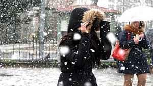 Meteoroloji'nin ardından Valilik de kar yağışı için uyarı yaptı