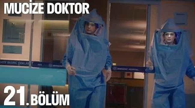 MUCİZE DOKTOR izle   Mucize Doktor 21. bölüm izle (son bölüm full) : Ferman'ı kurtarman lazım, içindeki o mucizeyi biliyorum   6 Şubat 2020