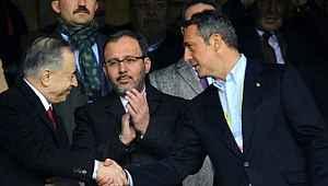 Mustafa Cengiz Fetih Suresi'ni okudu, Galatasaray tarih yazdı