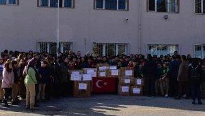 Mustafakemalpaşalı öğrenciler Elazığ'daki kardeşlerini unutmadı - Bursa Haberleri