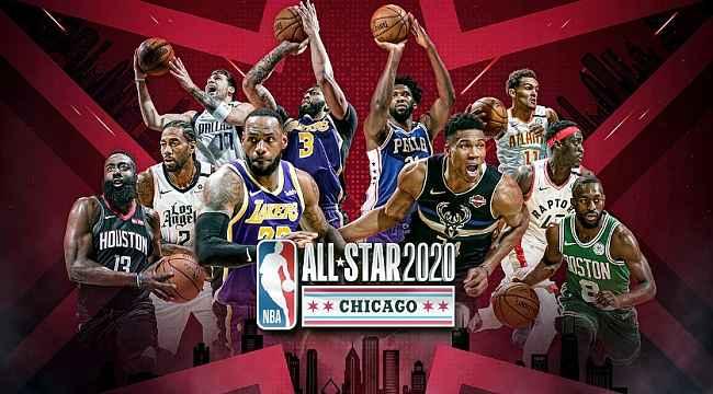 NBA All-Star'da heyecanı başlıyor