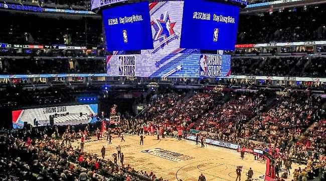 NBA All-Star'da Yükselen Yıldızlar maçının galibi ABD karması