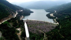 Nilüfer Barajı su tutmaya başladı - Bursa Haberleri