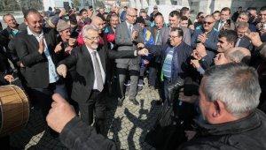 Nilüfer'de davullu zurnalı toplu sözleşme - Bursa Haberleri