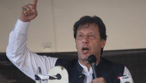 Pakistan Cumhurbaşkanı Alvi ve Başbakan Khan'dan Van için taziye mesajı