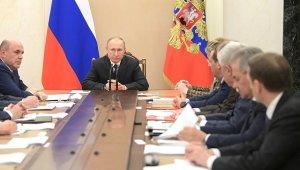 Putin, İdlib ve korona virüsü gündemiyle ilgili kritik toplandı!