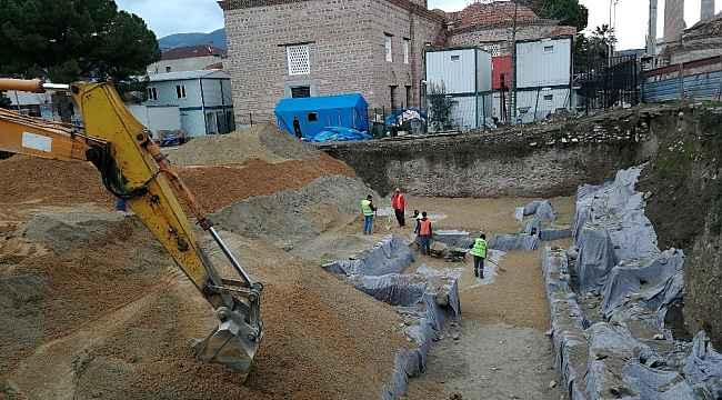 Roma dönemi kalıntıları korumaya alındı - Bursa Haberleri