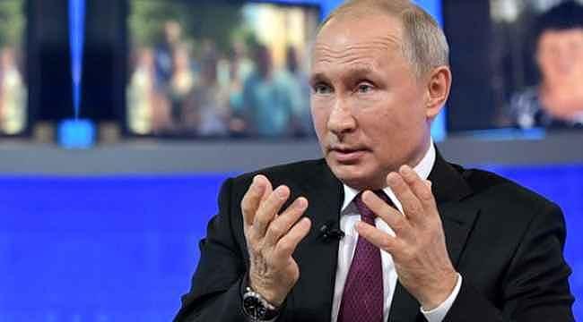 Rus medyası, Putin'in inkar etmesine rağmen hain saldırıyı üstlendi