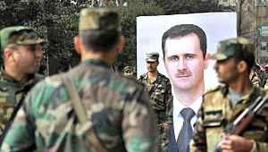 Rusya'nın desteğiyle Halep'i muhaliflerden geri alan Esed meydan okudu!