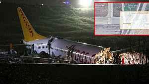 Sabiha Gökçen Havalimanı'nda düşen uçakla ilgili yeni iddia!