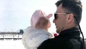 Şehitten 3 aylık kızına veda...