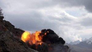 Siirt'te teröristlerin hain tuzağı engellendi
