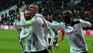 Süper Lig: Beşiktaş: 3 - Gaziantep FK: 0