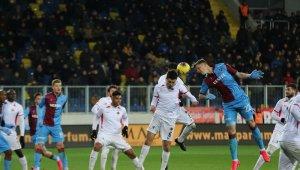 Süper Lig: Gençlerbirliği: 0 - Trabzonspor: 2