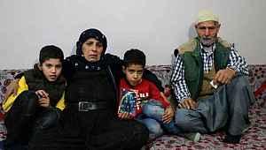 Suriye'den Türkiye'ye dönmek isterken PKK'ya esir düştü