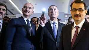 Suriye krizinde Türkiye'ye destek veren ABD, yaptırım uyguladığı 3 bakan için kararını değiştirdi!