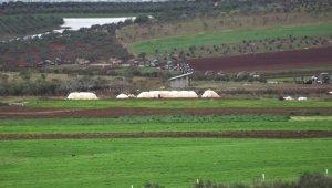 Suriye sınırına 300'ü aşkın araçlı askeri sevkiyat