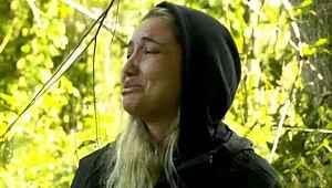 Survivor'da 5. günde ağlayan Evrim Keklik bakın kim çıktı!