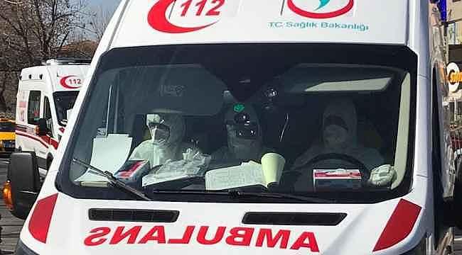 Tahran-İstanbul seferini yapan uçaktaki yolcular tedbir amaçlı hastaneye götürüldü