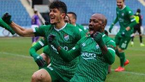 TFF 1. Lig'de en golcü iki takım karşı karşıya - Bursa Haberleri