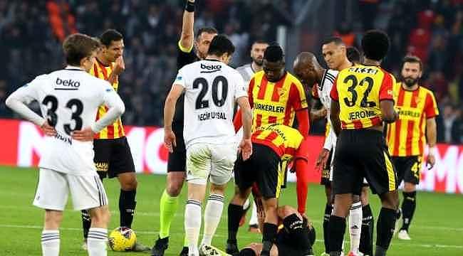 TFF, Göztepe - Beşiktaş maçı hakkında son kararını verdi