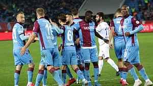 Trabzonspor, BB Erzurumspor'u 5-0 yendi