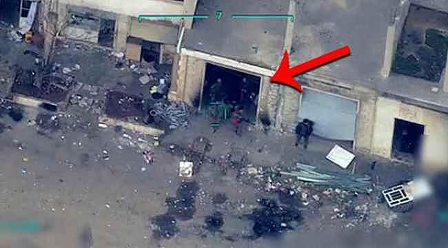 TSK bombalamaya devam ediyor
