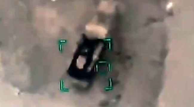 TSK, Esed rejimine ait 15 milyon dolarlık Rus yapımı hava savunma sistemini Milli SİHA ile havaya uçurdu!