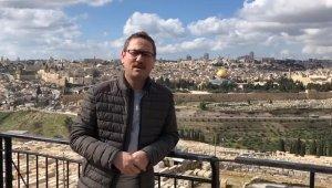 Türk belediye başkanı İsrail'de alıkonuldu