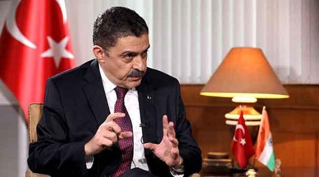 Türk Büyükelçisini Erdoğan'ın sözlerinden sonra Dışişleri Bakanlığı'na çağırdılar