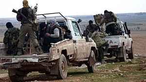 Türkiye destekli askeri muhalifler, İdlib'in güneyine operasyon başlattı