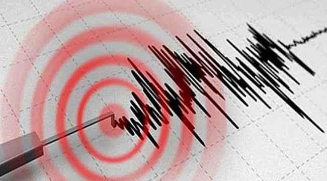 Türkiye - İran sınırında korkutan deprem! Van'da hissedildi!