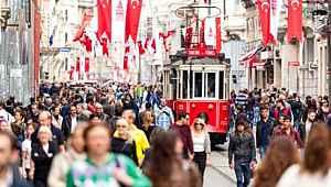 Türkiye'nin güncel nüfusu açıklandı
