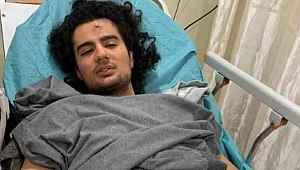 Uçak kazasından yaralı kurtulan öğrenci o anları anlattı