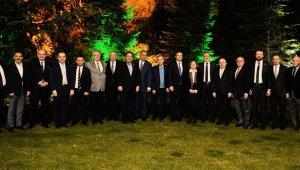 Uysal, BTSO Yüksek İstişare Kurulu Toplantısı'nın konuğu oldu - Bursa Haberleri
