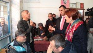 Vatandaşlardan Akşener'e HDP tepkisi