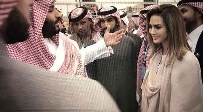Veliaht prens Selman'a futbol kulübü aldıran güzel